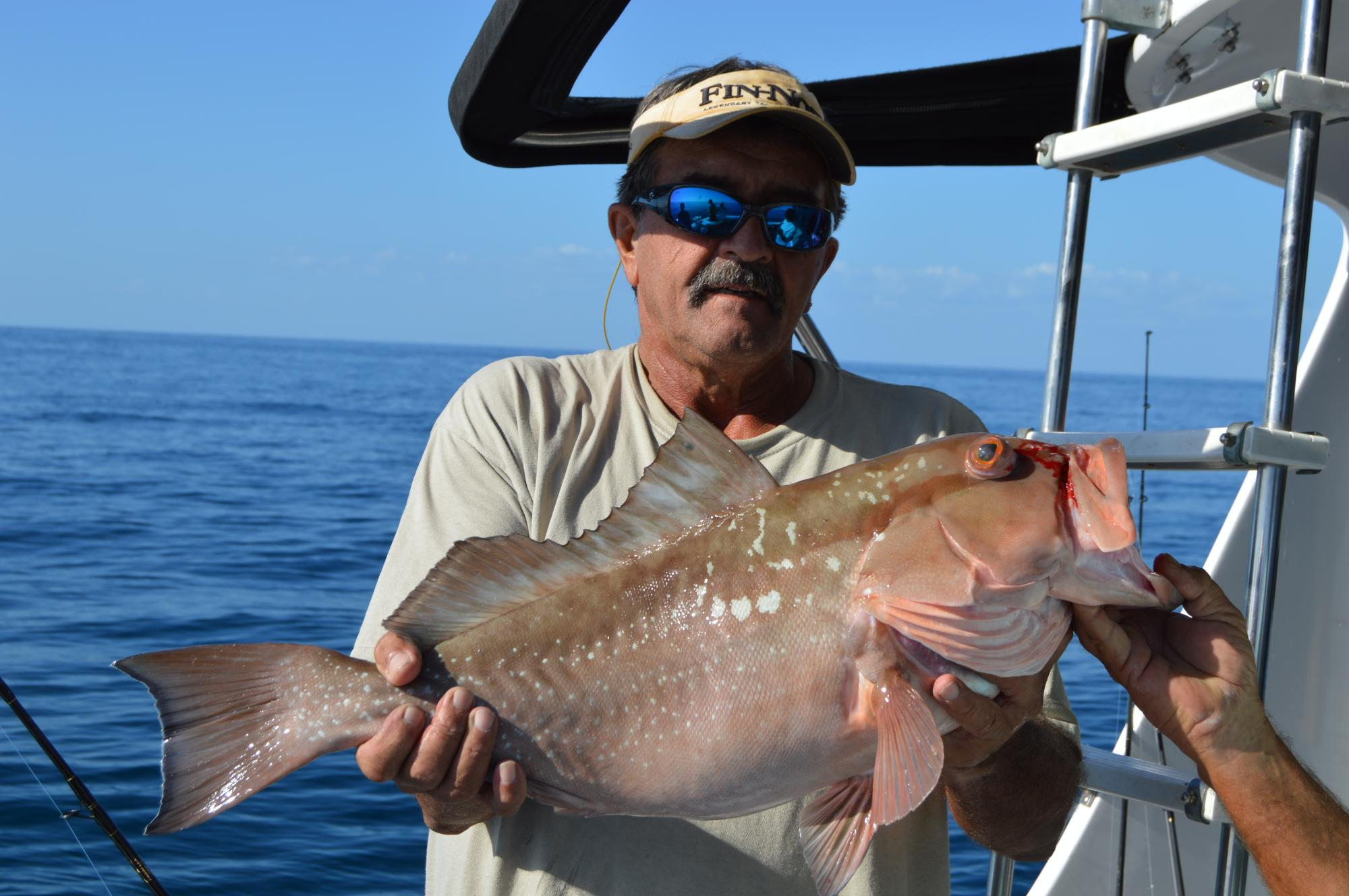 Reel action charters llc for Reel action fishing charters